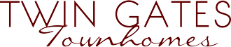 Twin Gates Townhomes Logo